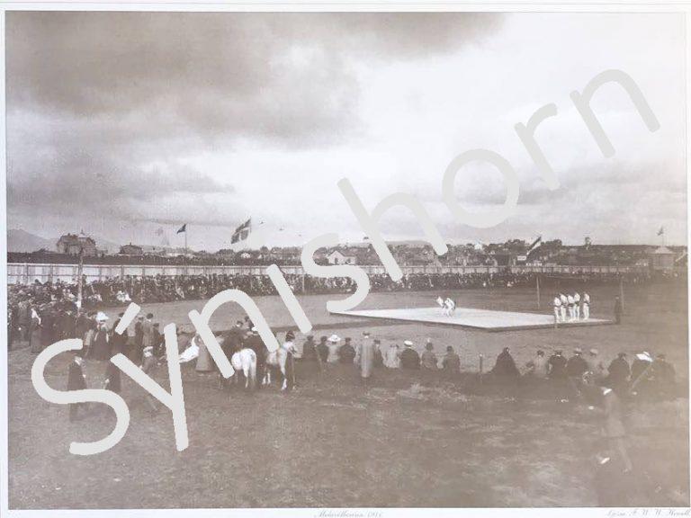 Melavöllurinn 1911