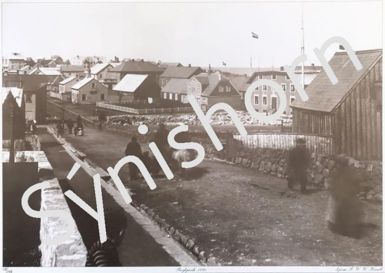 Reykjavík 1898