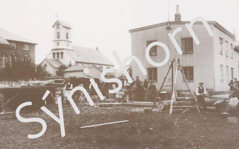 Rúllu og hleragerð Reykjavíkur stofnuð 1910