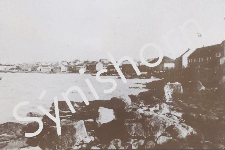 Reykjavík um aldamótin