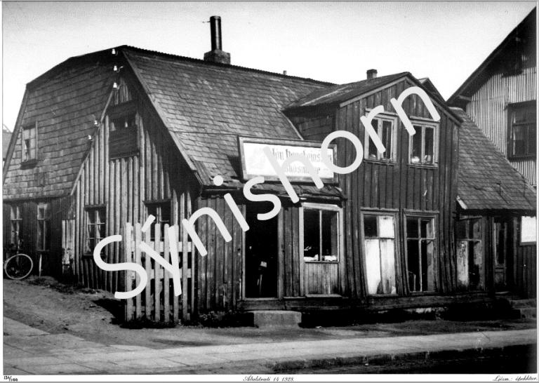 Aðalstræti 14 1928
